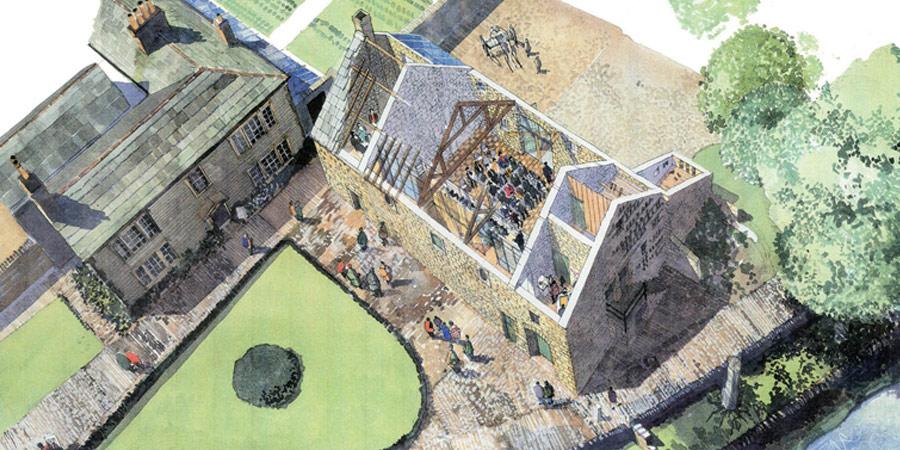 Pendle Heritage Centre – Barn Function Suite