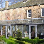 Pendle Heritage Centre - Garden Tea Room