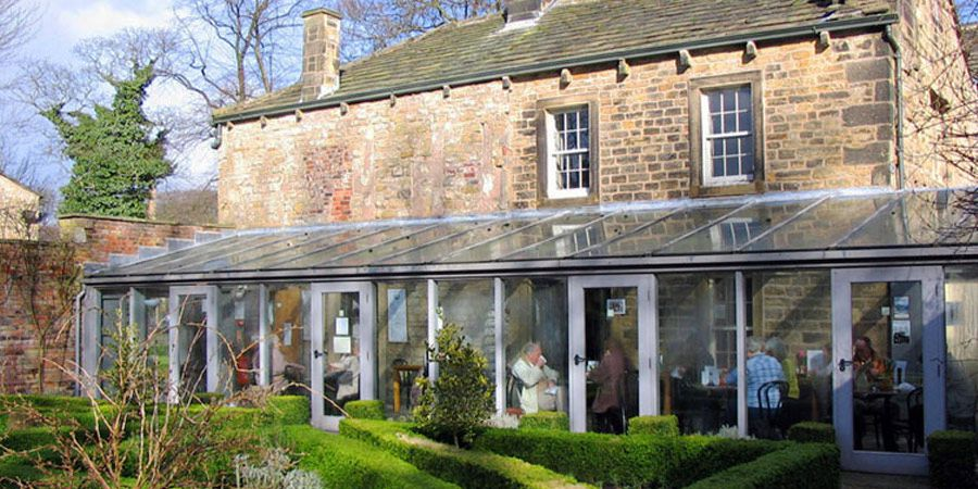 Pendle Heritage Centre – Garden Tea Room