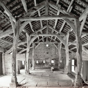 Wycoller Aisled Barn, Lancashire