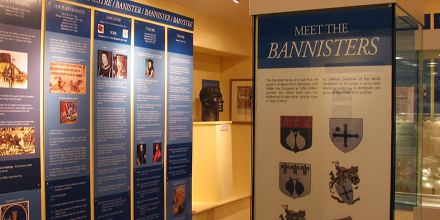 Pendle Heritage Centre – Museum