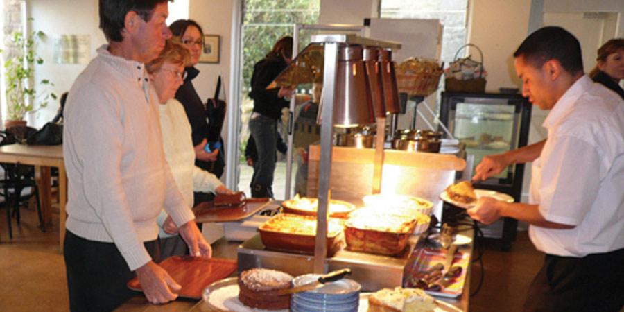 Pendle Heritage Centre – Tea Room