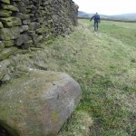 Pendle's Hidden Valley - Field Reconnaissance 8th February 2014