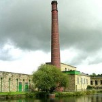 Queen Street Mill is Listed Grade I