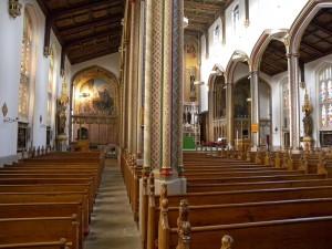 Chapel of St. Peter, Stonyhurst