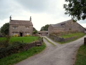 Clay House and Barn 1839