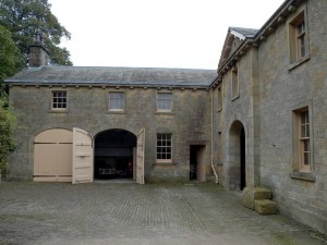 Downham Hall Stables & Coach House 1857