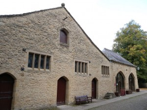 Gawthorpe Hall Great Barn (1)