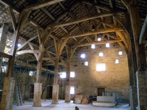 Gawthorpe Hall Great Barn (2)