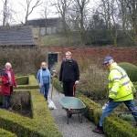 Spring Gardening - March