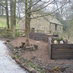 First phase of the Edible Garden finished