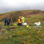 Craggs Archaeological Dig, Hidden Valley, Sabden