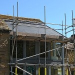 Repairs at Pendle Heritage Centre