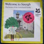 Visit to Sizergh Castle Gardens