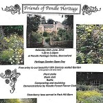 For Your Diary - Open Garden and Strawberry Tea - 20th June, 1.30pm to 3.30pm - All Welcome!