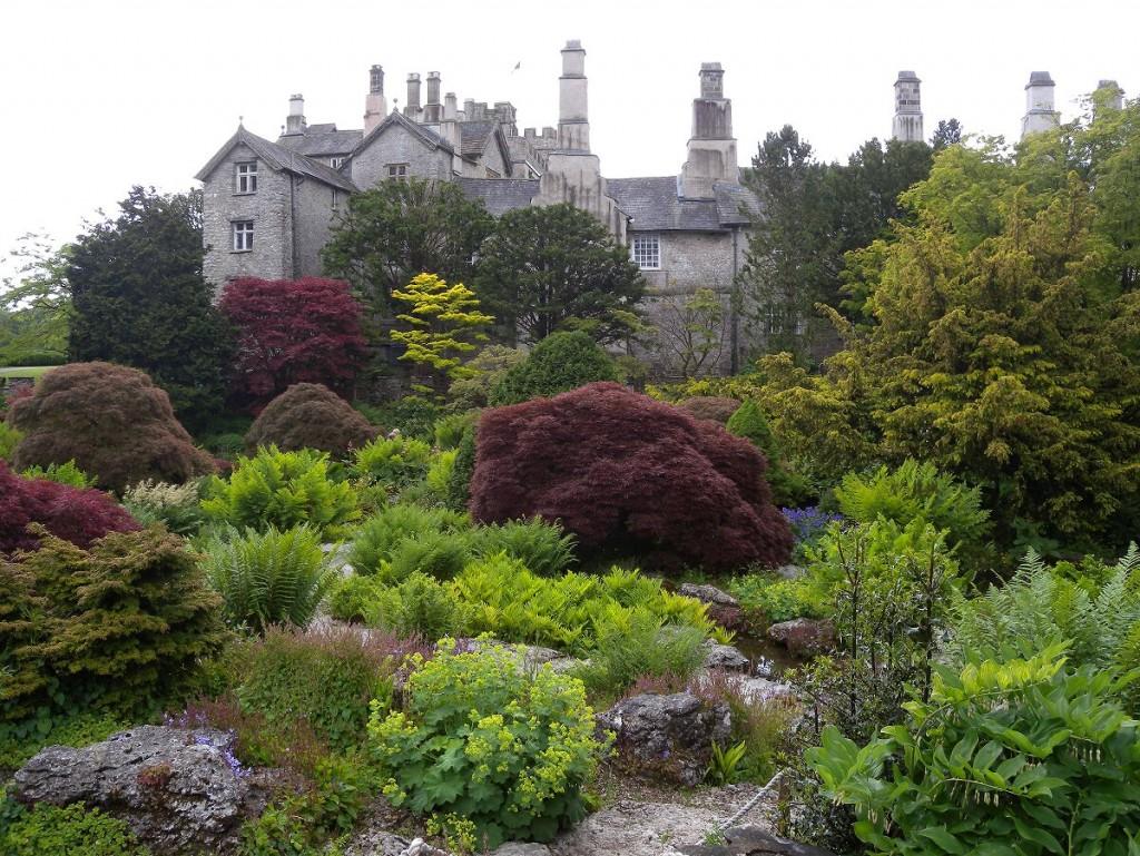 Sizergh Castle Rock Garden 2