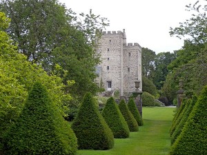 Sizergh Castle Yew Avenue