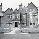 Visit to Edgar Wood's 'Briarcourt', Lindley, Huddersfield