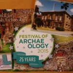 Festival of Archaeology 2015, Preston