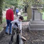 Trawden Cemetery Clean Up