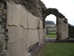 Sawley Abbey in Rags