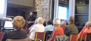 Alex Whitlock Talk