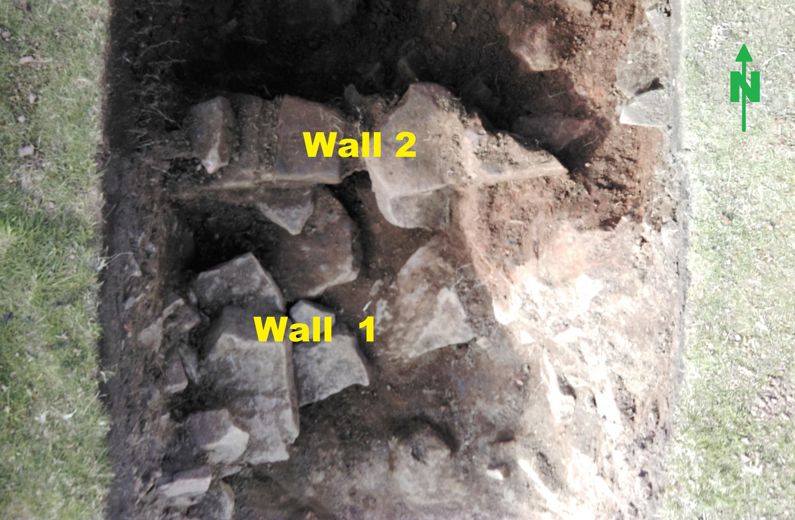 Wall 1 & 2
