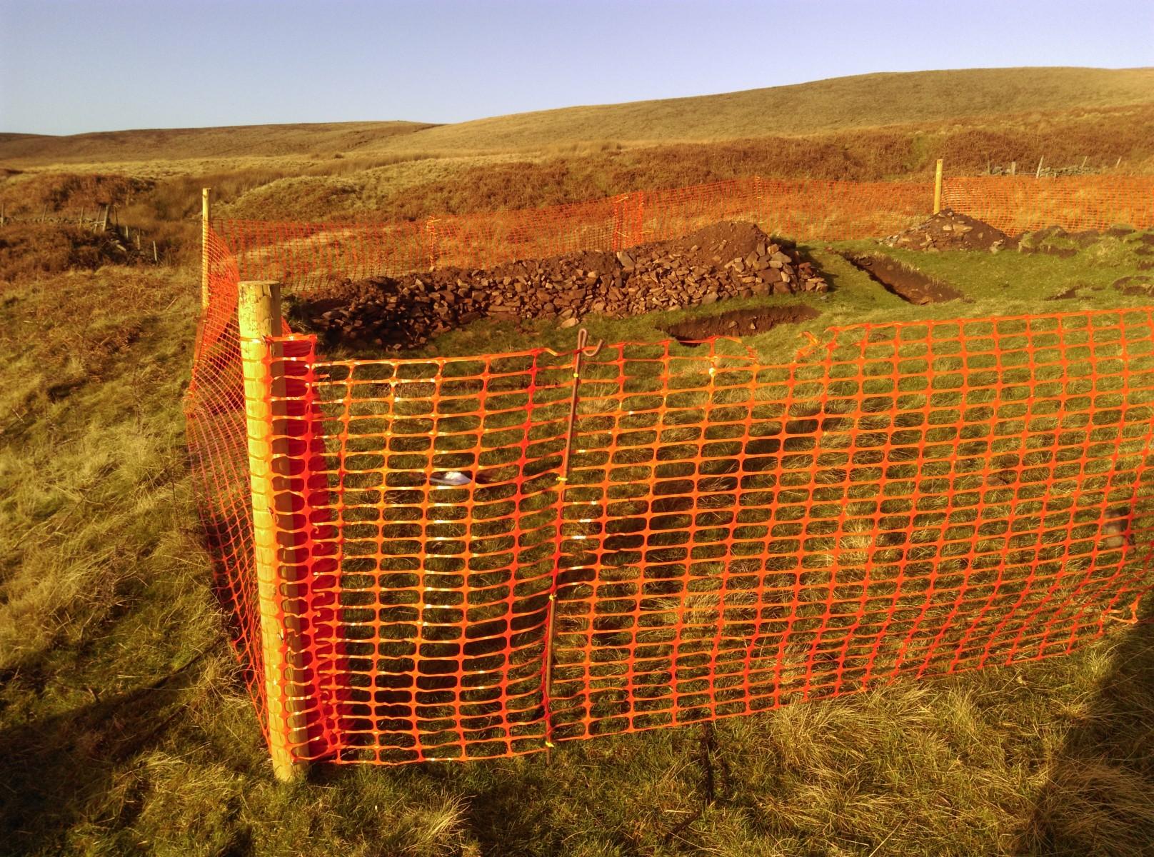 Kiln Site Entrance