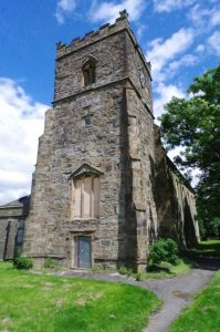 Church Kirk Tower